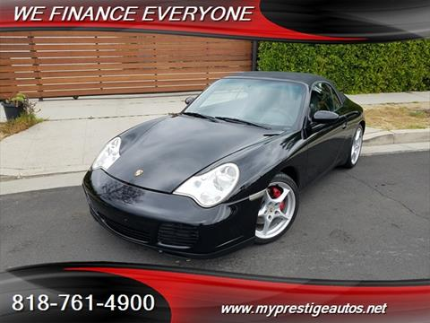 2003 Porsche 911 for sale in North Hollywood, CA