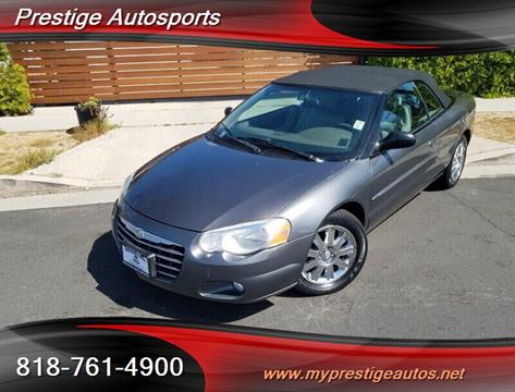 Chrysler For Sale >> Chrysler For Sale In North Hollywood Ca Prestige Auto Sports Inc