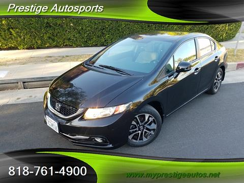 2013 Honda Civic for sale in North Hollywood, CA