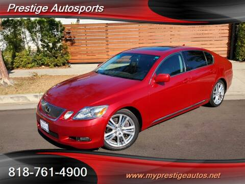2007 Lexus GS 450h for sale in North Hollywood, CA