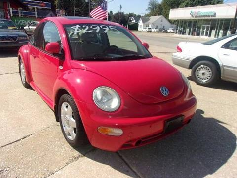 2000 Volkswagen New Beetle for sale in Alton, IL