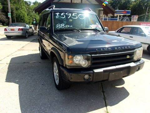 2004 Land Rover Discovery for sale in Alton, IL