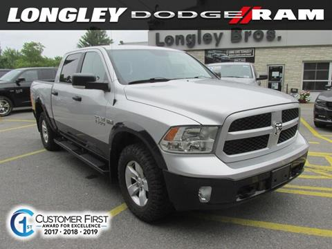 2015 RAM Ram Pickup 1500 for sale in Fulton, NY
