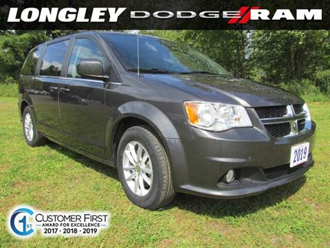 2019 Dodge Grand Caravan for sale in Fulton, NY