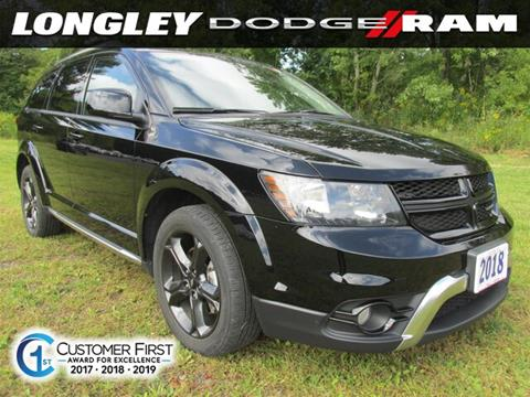 2018 Dodge Journey for sale in Fulton, NY