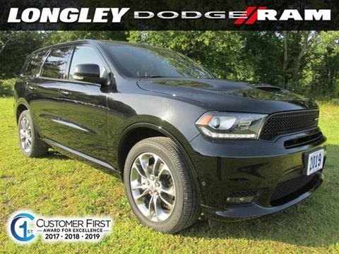 2019 Dodge Durango for sale in Fulton, NY