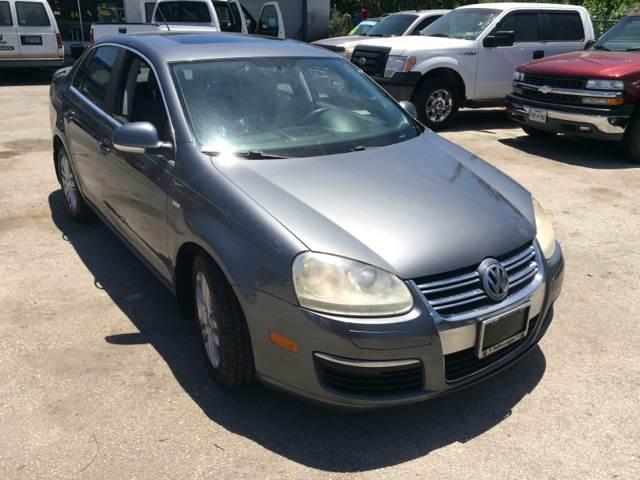 2007 Volkswagen Jetta for sale in San Antonio, TX