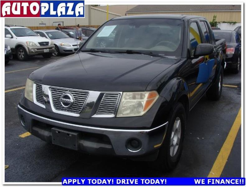2008 Nissan Frontier SE Crew Cab 2WD   Irving TX