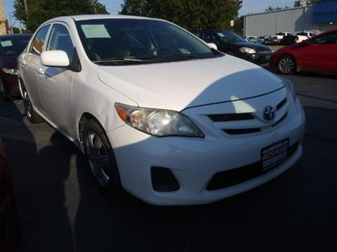 2012 Toyota Corolla for sale in Irving, TX