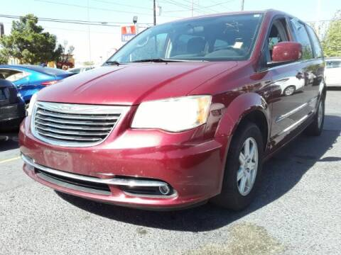 2011 Chrysler Town and Country for sale in Irving, TX