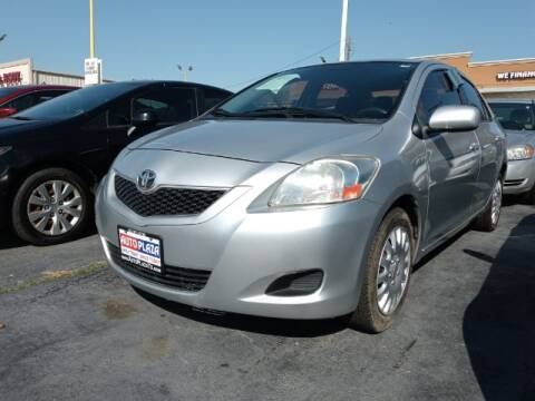 2012 Toyota Yaris for sale at Auto Plaza in Irving TX