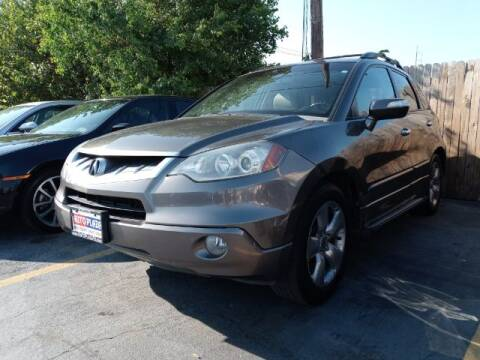 2008 Acura RDX for sale at Auto Plaza in Irving TX