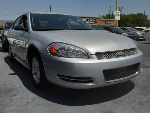 2015 Chevrolet Impala Limited for sale at Auto Plaza in Irving TX