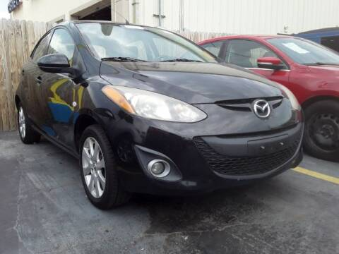 2013 Mazda MAZDA2 for sale at Auto Plaza in Irving TX