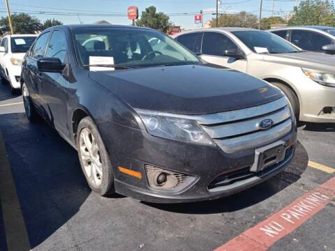 2012 Ford Fusion for sale at Auto Plaza in Irving TX