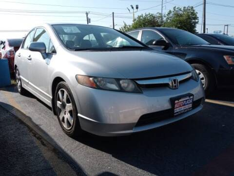 2007 Honda Civic for sale at Auto Plaza in Irving TX