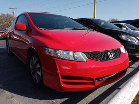 2010 Honda Civic for sale at Auto Plaza in Irving TX