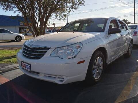 2010 Chrysler Sebring for sale at Auto Plaza in Irving TX