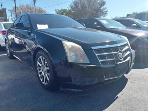 2011 Cadillac CTS for sale at Auto Plaza in Irving TX