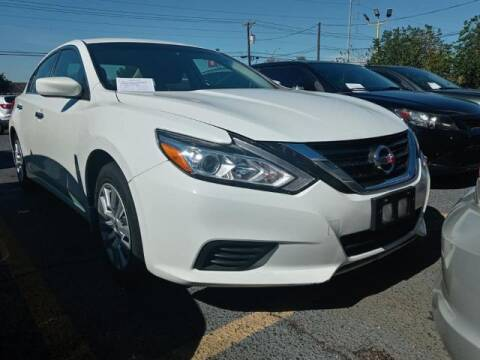 2016 Nissan Altima for sale at Auto Plaza in Irving TX