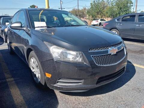 2013 Chevrolet Cruze for sale at Auto Plaza in Irving TX
