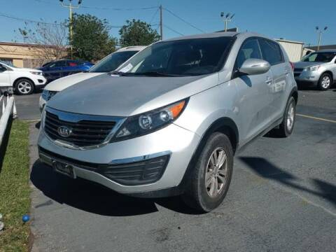 2011 Kia Sportage for sale at Auto Plaza in Irving TX