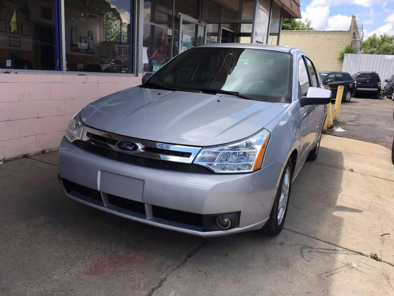 2008 Ford Focus car for sale in Detroit