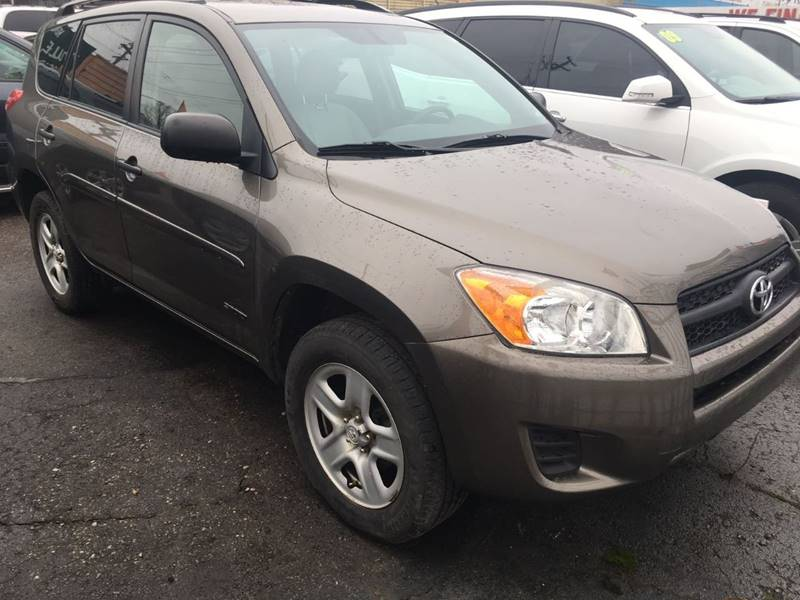 2011 Toyota Rav4 car for sale in Detroit