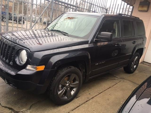 2015 Jeep Patriot car for sale in Detroit