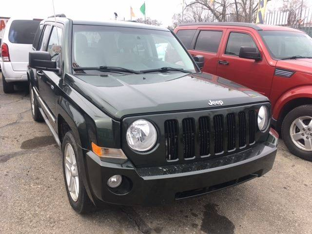 2010 Jeep Patriot car for sale in Detroit