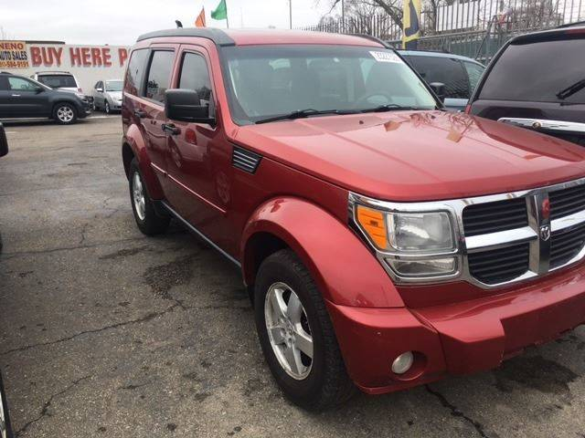 2009 Dodge Nitro car for sale in Detroit