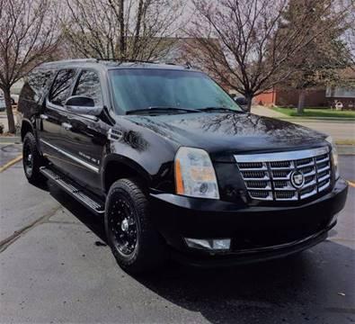 2007 Cadillac Escalade ESV for sale in Detroit, MI
