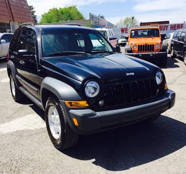 2006 Jeep Liberty for sale in Detroit, MI