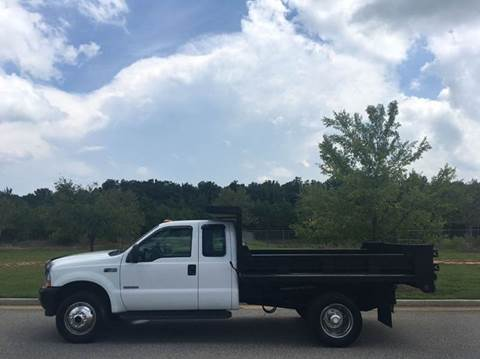 2003 Ford F-450 Super Duty for sale at CorpAuto in Cleveland GA