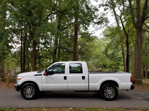 2011 Ford F-250 Super Duty for sale at CorpAuto in Cleveland GA