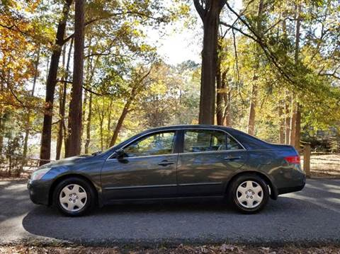 2005 Honda Accord for sale at CorpAuto in Cleveland GA