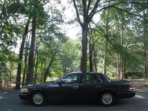 1999 ford crown victoria for sale in cumming, ga