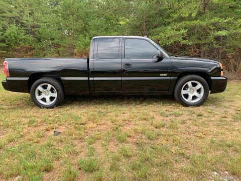 2004 Chevrolet Silverado 1500 SS for sale in Cleveland, GA