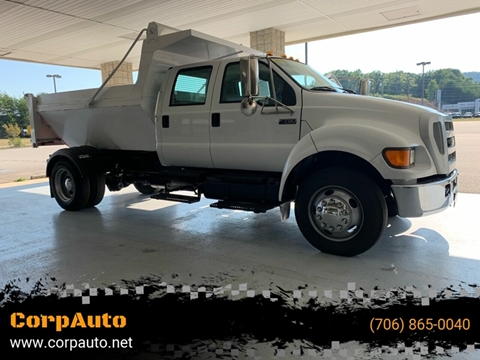 2004 Ford F-750 Super Duty for sale in Cleveland, GA