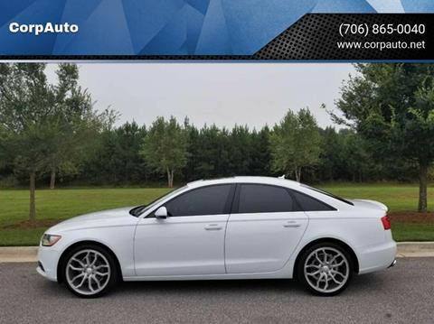 2012 Audi A6 for sale in Cleveland, GA