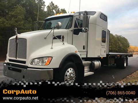 2011 Kenworth T4 Series