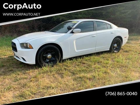 2012 Dodge Charger for sale in Cleveland, GA