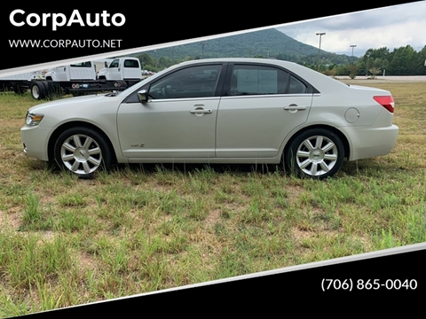 2007 Lincoln MKZ for sale in Cleveland, GA