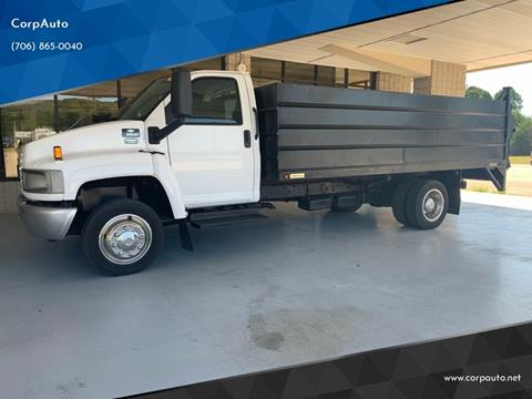 2007 Chevrolet C5500 for sale in Cleveland, GA on
