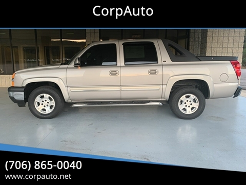 2006 Chevrolet Avalanche for sale at CorpAuto in Cleveland GA