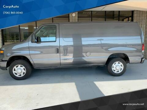 2008 Ford E-Series Cargo for sale at CorpAuto in Cleveland GA