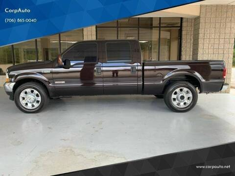 2004 Ford F-250 Super Duty XL for sale at CorpAuto in Cleveland GA