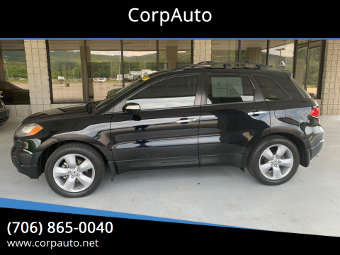 2007 Acura RDX for sale at CorpAuto in Cleveland GA