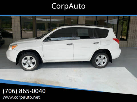 2008 Toyota RAV4 for sale at CorpAuto in Cleveland GA
