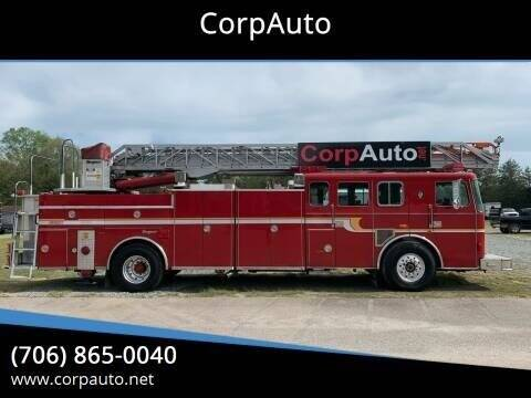 1993 Fire Truck Seagrave for sale at CorpAuto in Cleveland GA